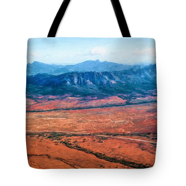 Wilpena Pound  Eh Tote Bag