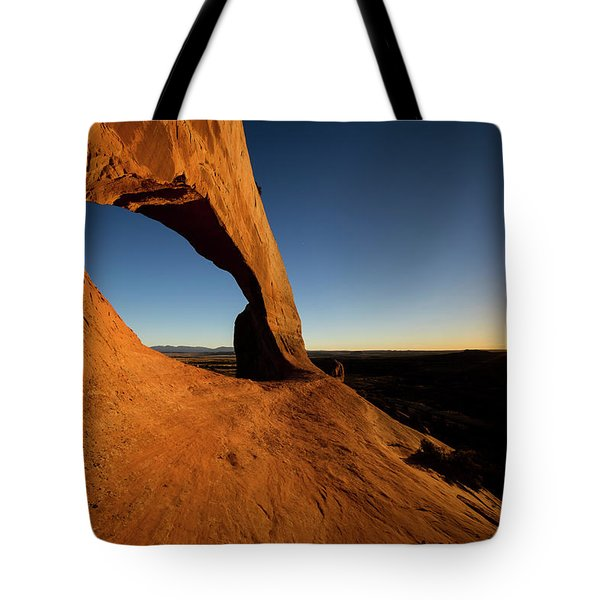 Wilson Arch 2 Tote Bag