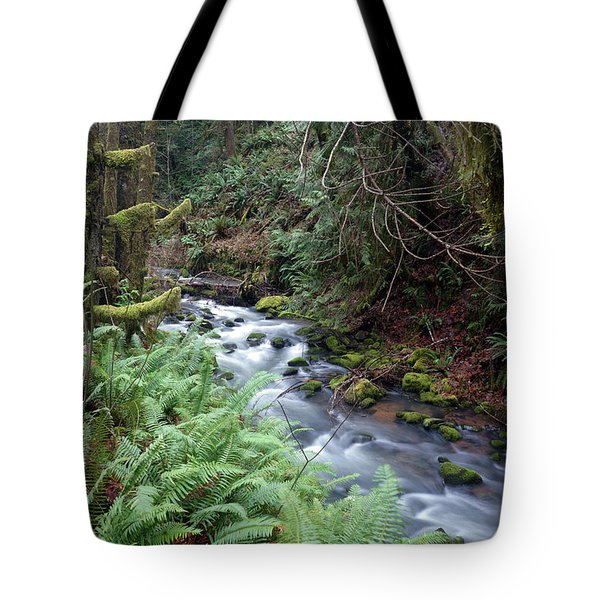 Tote Bag featuring the photograph Wilson Creek #14 by Ben Upham III