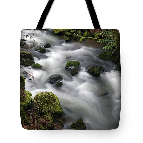 Tote Bag featuring the photograph Wilson Creek #15 by Ben Upham III