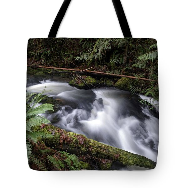 Tote Bag featuring the photograph Wilson Creek #18 by Ben Upham III