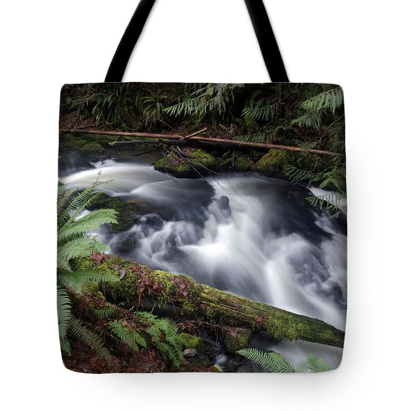 Tote Bag featuring the photograph Wilson Creek #19 by Ben Upham III