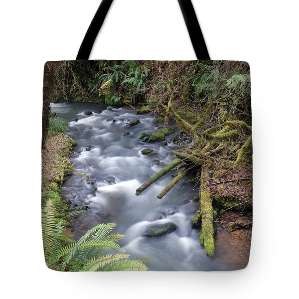 Tote Bag featuring the photograph Wilson Creek #20 by Ben Upham III