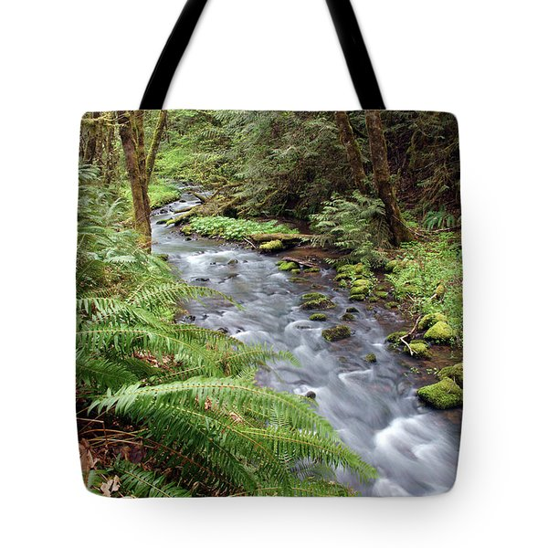 Tote Bag featuring the photograph Wilson Creek #21 by Ben Upham III