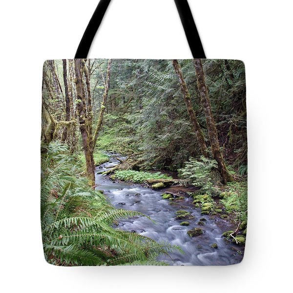 Tote Bag featuring the photograph Wilson Creek #22 by Ben Upham III