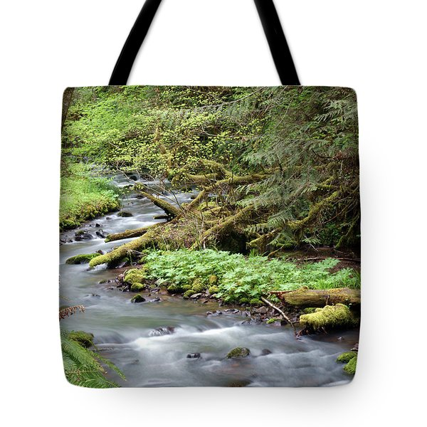Tote Bag featuring the photograph Wilson Creek #24 by Ben Upham III