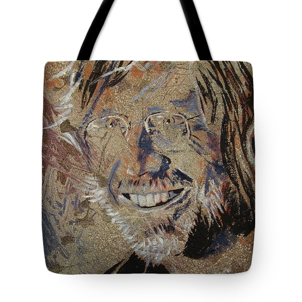 Tote Bag featuring the painting Wilson by Stuart Engel