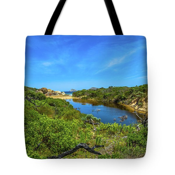 Wilsons Promontory National Park Tote Bag