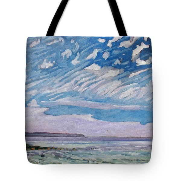 Wimpy Cold Front Tote Bag by Phil Chadwick