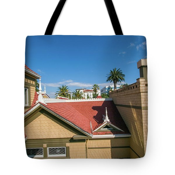 winchester mystery house San Jose California USA 2 Tote Bag