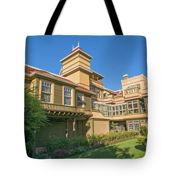 winchester mystery house San Jose California USA 3 Tote Bag
