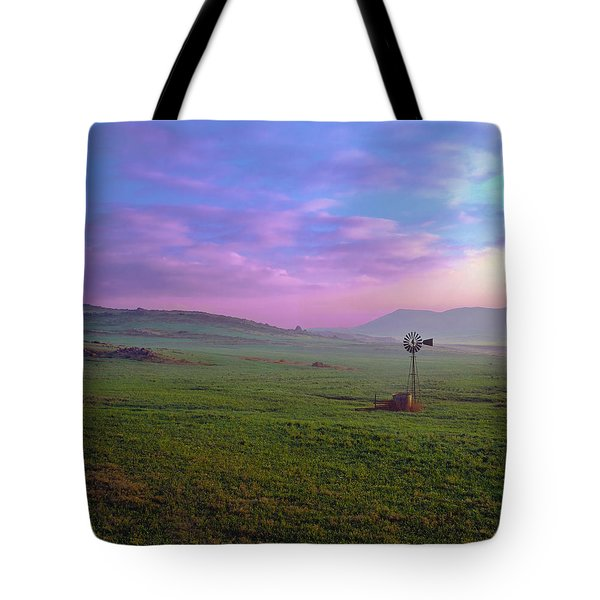 Winchester Windmill Tote Bag