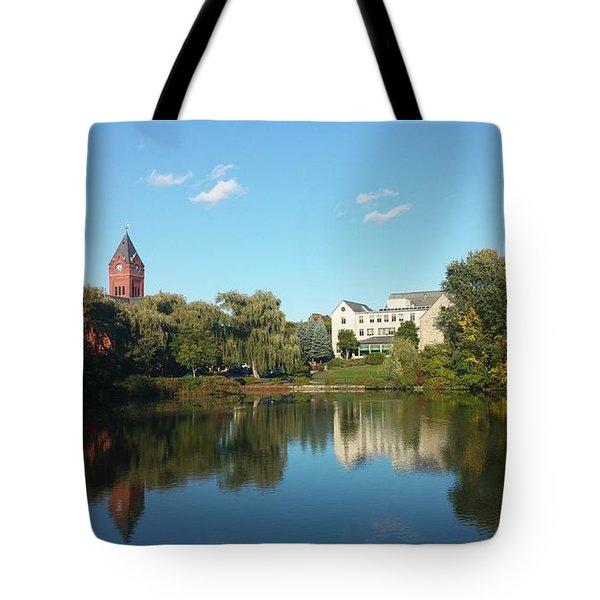 Winchester,ma Scenery Tote Bag