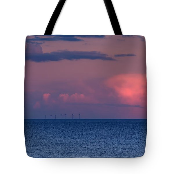 Wind Farm Tote Bag