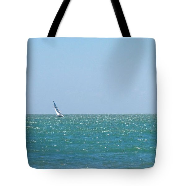 Wind In The Sails Tote Bag