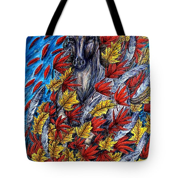 Wind Spirit Tote Bag