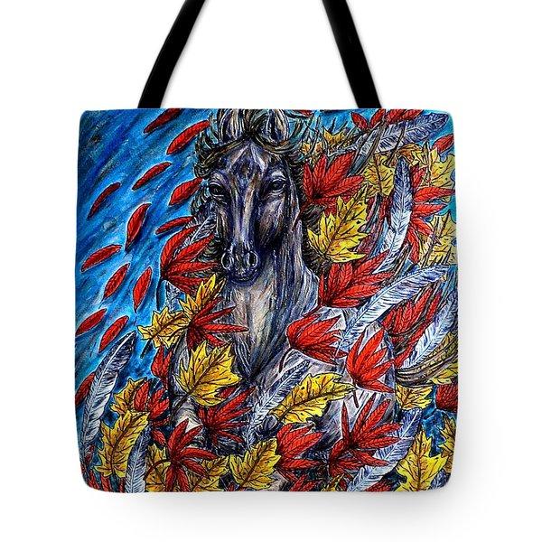 Wind Spirit Tote Bag