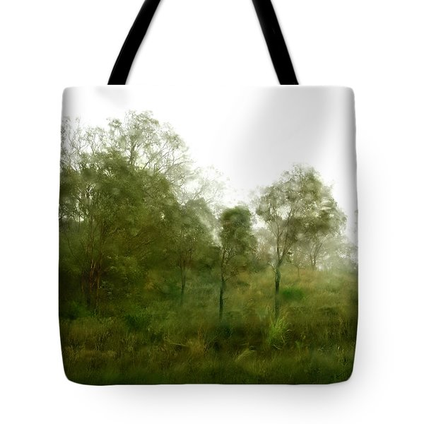 Wind Storm Tote Bag