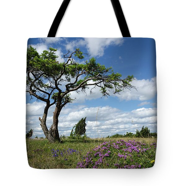 Windblown Tote Bag by Kennerth and Birgitta Kullman