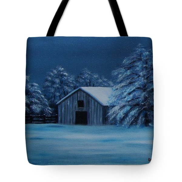 Windburg Barn 2 Tote Bag