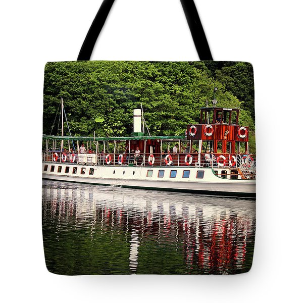 Windermere Steamer Tote Bag