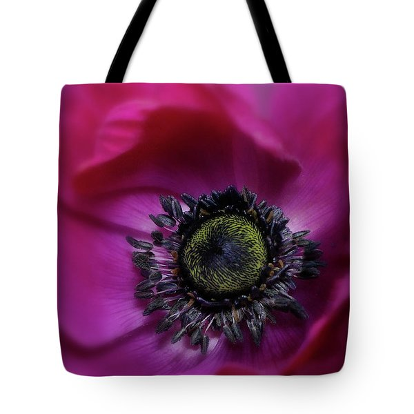 Windflower Tote Bag