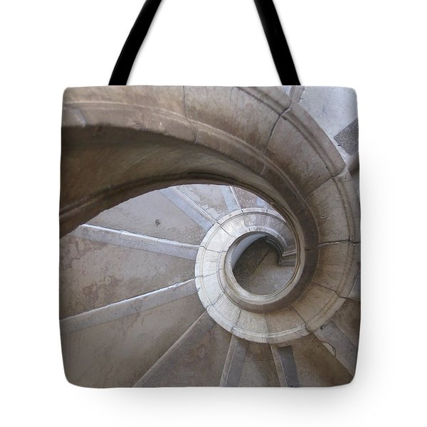 Tote Bag featuring the photograph Winding Down by Menega Sabidussi
