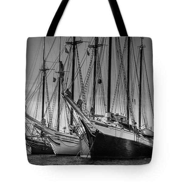 Windjammer Fleet Tote Bag