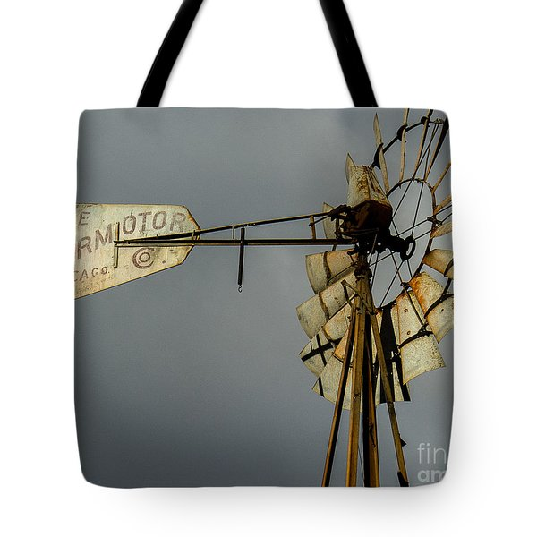 Windmill 1 Tote Bag