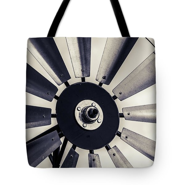 Windmill Tote Bag