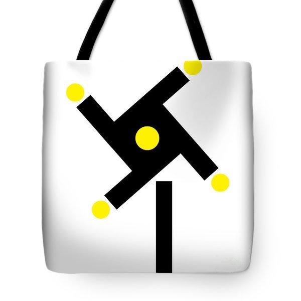 Windmill Minimalism Tote Bag