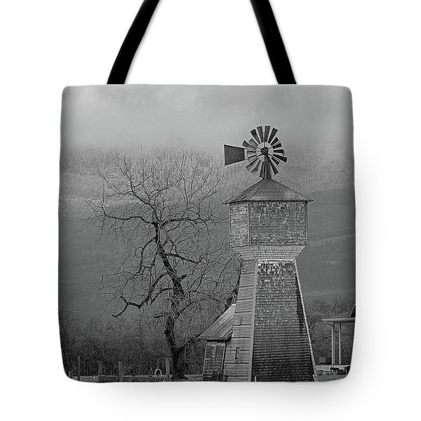 Windmill Of Old Tote Bag