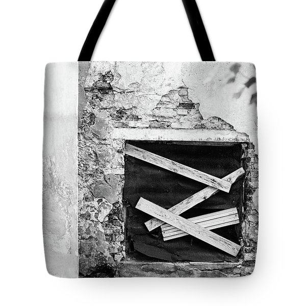 Window #2895 Tote Bag