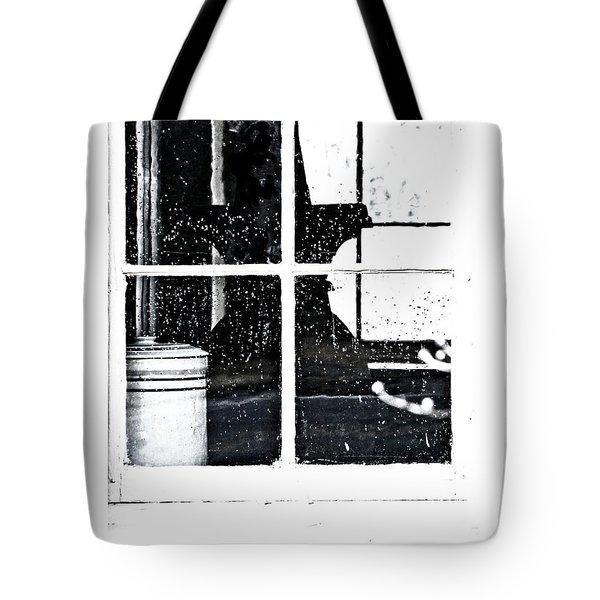 Window 3679 Tote Bag
