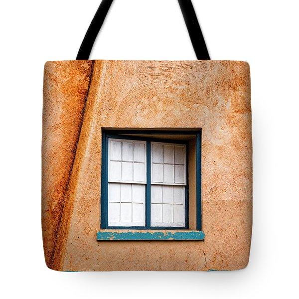 Window And Adobe Walls Tote Bag