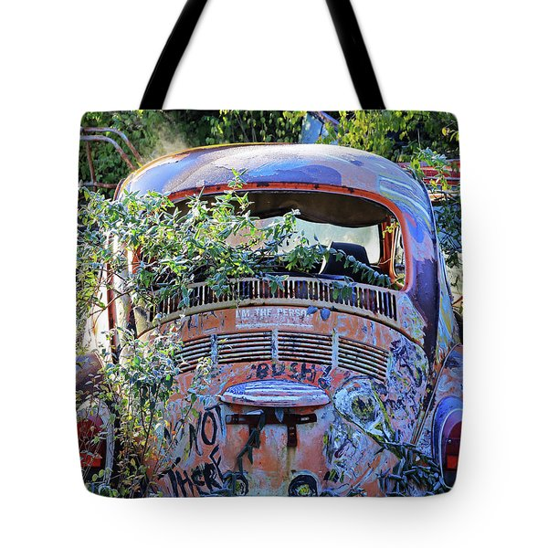 Window Dressing Tote Bag by Christopher McKenzie