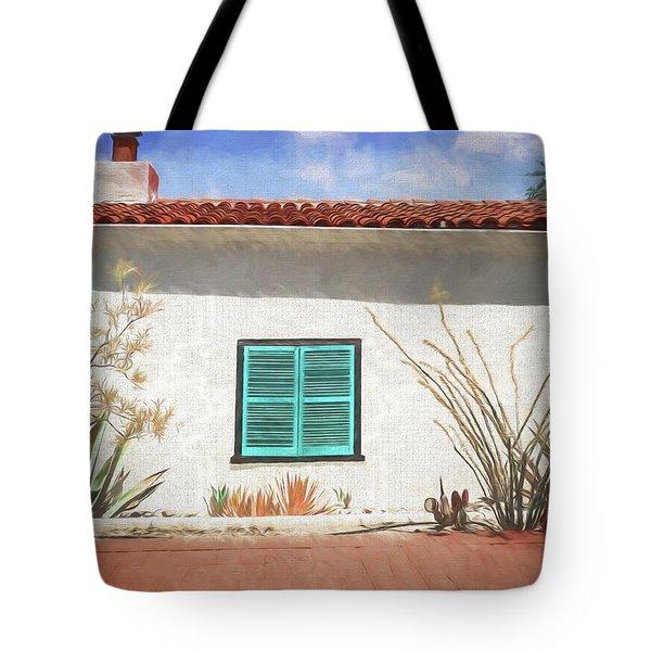 Window In Oracle Tote Bag