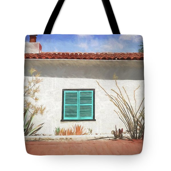 Window In Oracle Tote Bag