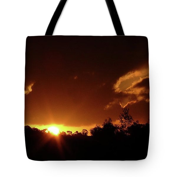 Window In The Sky Tote Bag