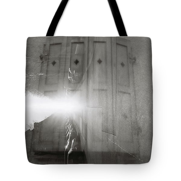 Window Street Tote Bag