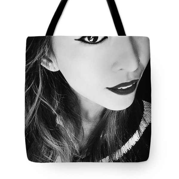 Window To Soul Tote Bag