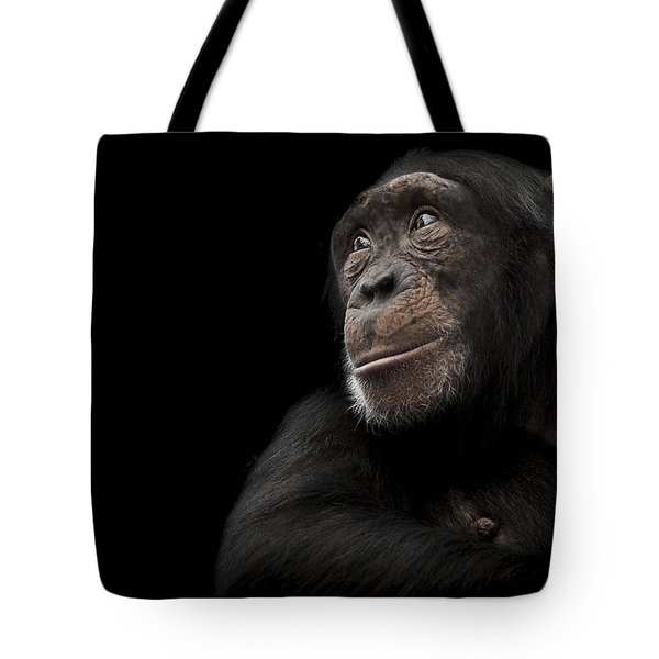 Window To The Soul Tote Bag by Paul Neville