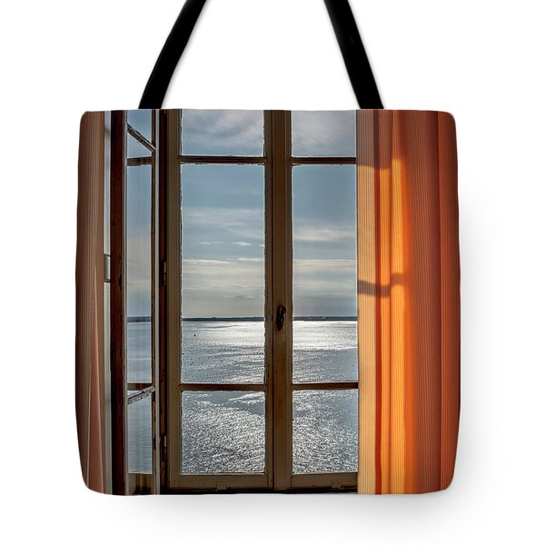 Window With A View Tote Bag