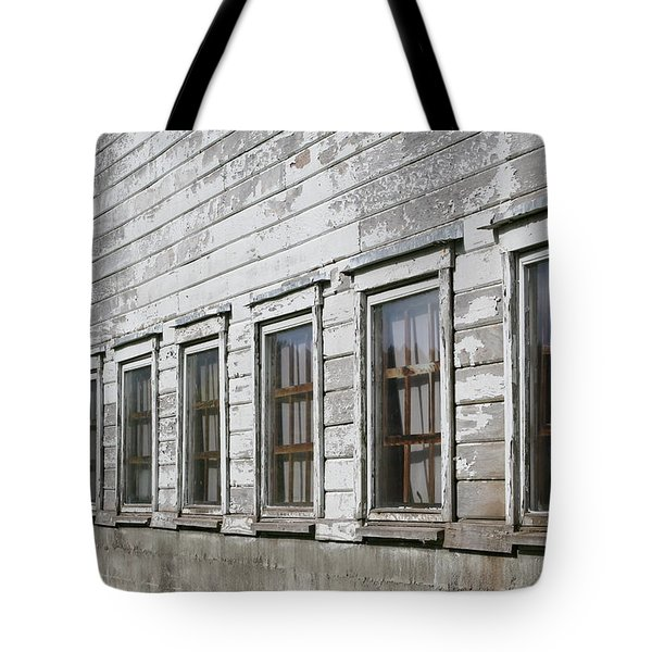 Windows Are The Eye Of A Building  Tote Bag by Josias Tomas