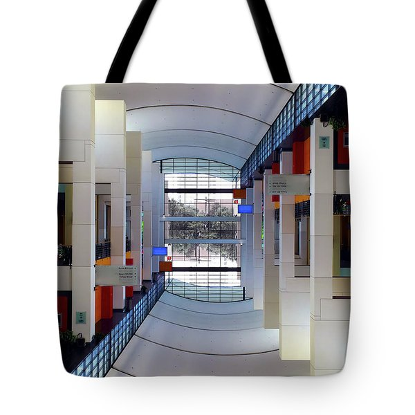 Windows Tote Bag