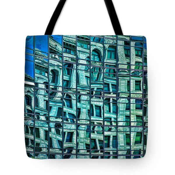 Windows In Windows Tote Bag