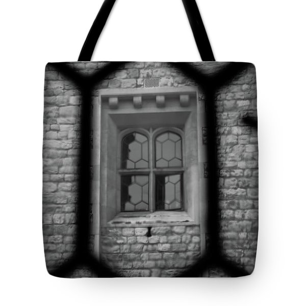 Tote Bag featuring the photograph Windows by Lora Lee Chapman