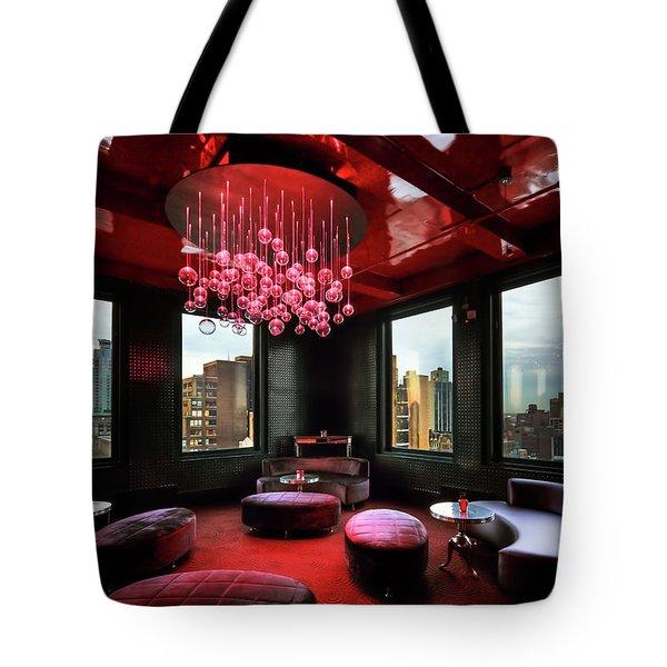 Windows Of The World Tote Bag by Evelina Kremsdorf