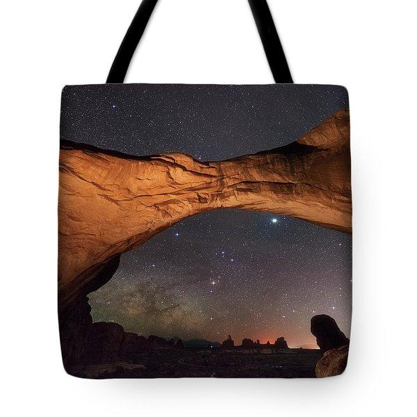 Windows To Heaven Tote Bag