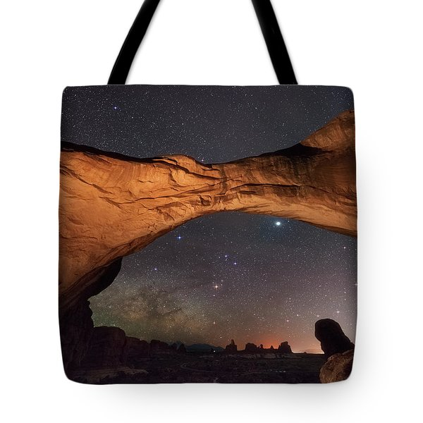 Windows To Heaven Tote Bag